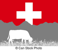 Alps clipart Switzerland Art Alps Vector Switzerland