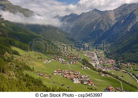 Alps clipart valley Picture valley of  of