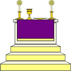 Altar clipart Clip Art Altar Download –