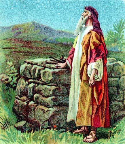 Altar clipart abraham Lot David & Fact up