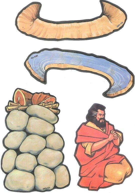 Altar clipart bible On Baal of images Prophets