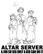 Altar clipart catholic altar #12