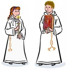 Altar clipart priest Server Clip Art art Server