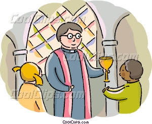 Altar clipart priest Performing and boy Priest Ministers