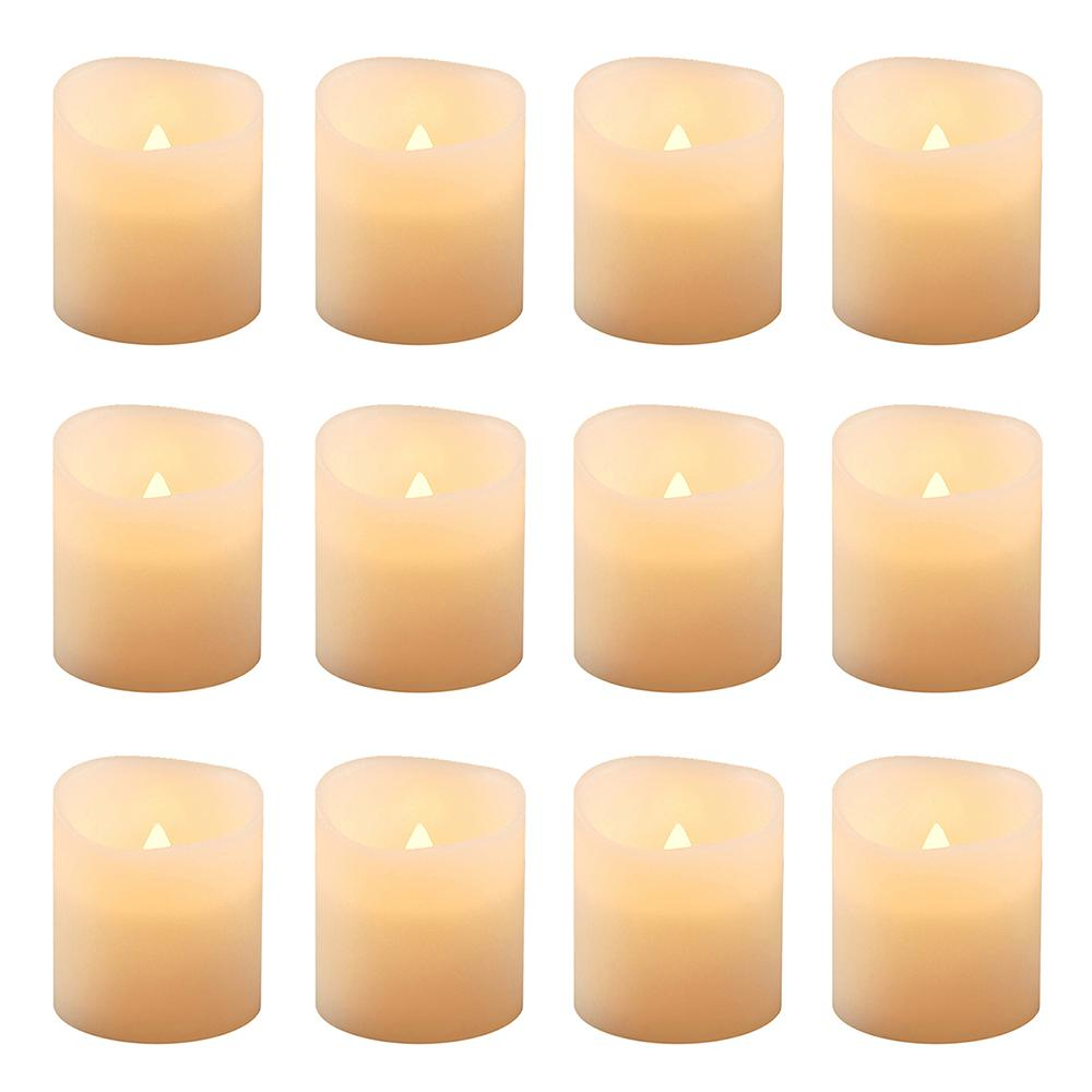 Home Candle Amber 12) The