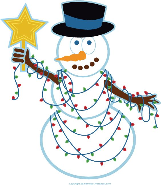 Snowman clipart ice skating Pinterest Fun Lights about and