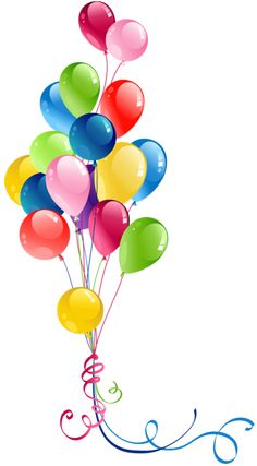 Amd clipart balloon On Balloons Tatoo Clipe Bunch
