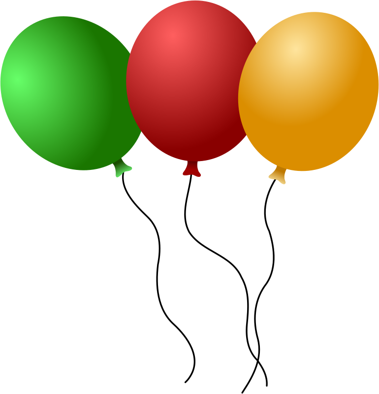 Amd clipart balloon Montag fashion: art irthday heidi