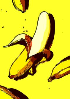 Amd clipart banana And SANTA ZA Vectors Free