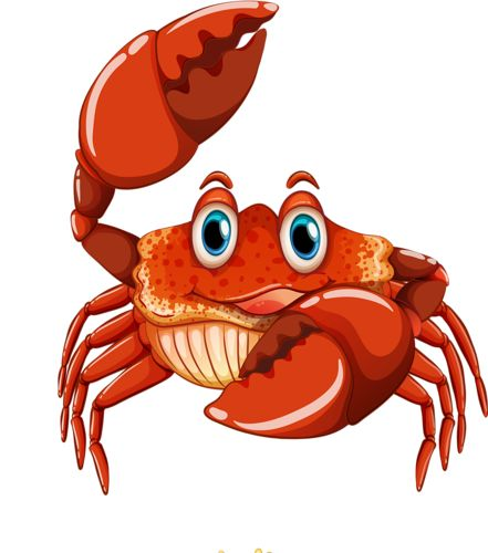 Amd clipart crab 5 png on art images