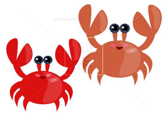 Amd clipart crab Crab Illustrations Animals com –