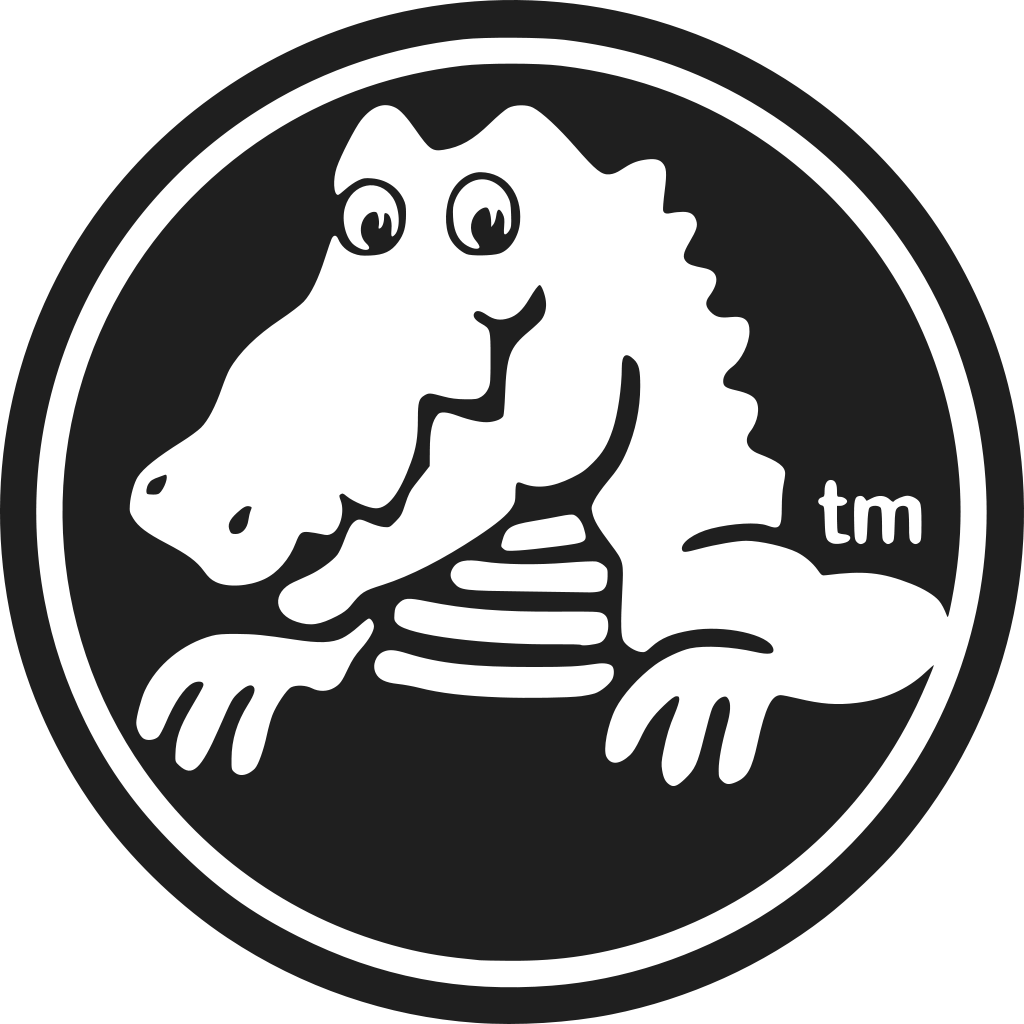 Amd clipart crocodile Free and on  the