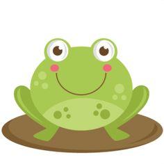 Amd clipart frog DA cute this colorido WEB