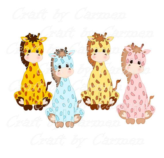 Amd clipart giraffe Art giraffes zoo best by