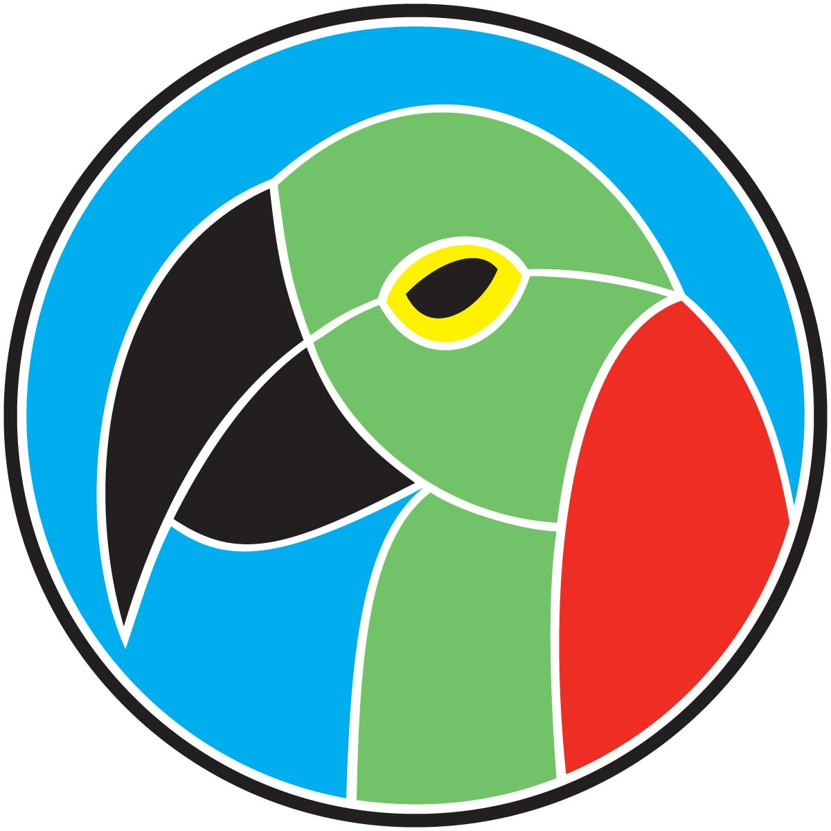 Amd clipart parrot Logo Carallon Parrot Manager Interactive