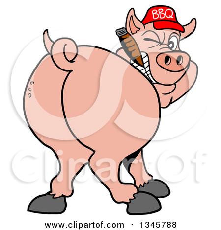 Amd clipart pig And View Cigar Cigar Rear