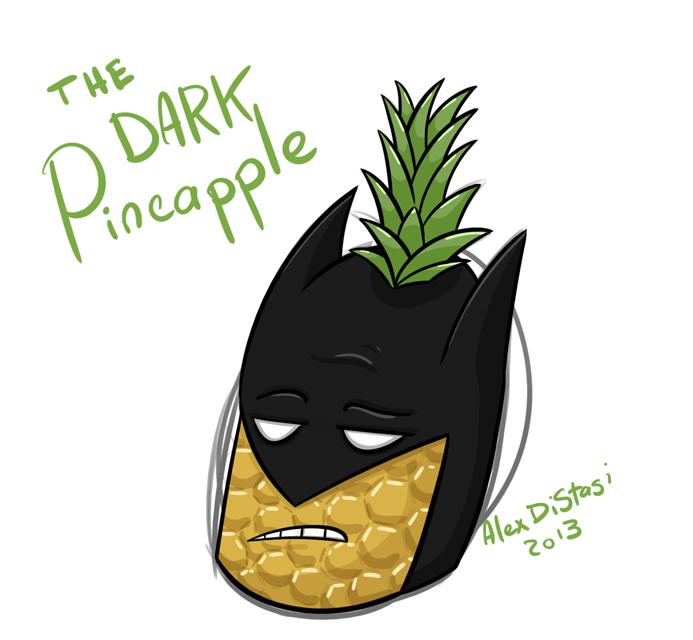 Amd clipart pineapple 310: Kat's Kat's Comics Korner
