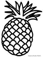 Amd clipart pineapple Find de Manualidades on Piña