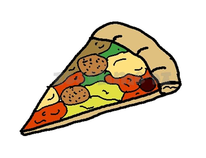Amd clipart pizza Wings Clip – Wings Pizza