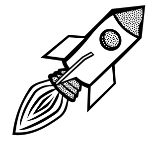 Amd clipart rocket Together Valise Ouvert with About