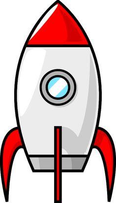 Amd clipart rocket Purzen rocket to illustration red