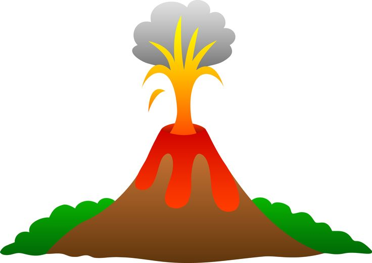 Amd clipart volcano Pin on Space Pinterest more