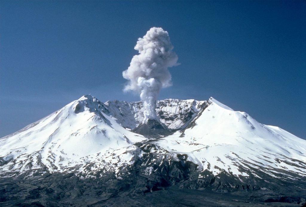 Amd clipart volcano Three of The Types Stratovolcano