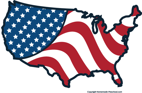 American Flag clipart stars and stripes Savoronmorehead Clipart Clipart America Savoronmorehead