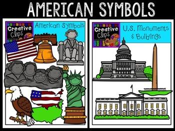 America clipart american symbol Usa symbols Image: symbols Collection