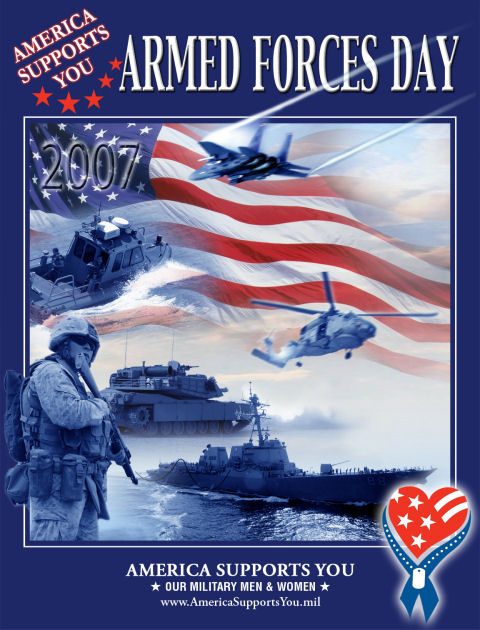 America clipart armed forces day Pacific FORCES DAY ARMED afdposter