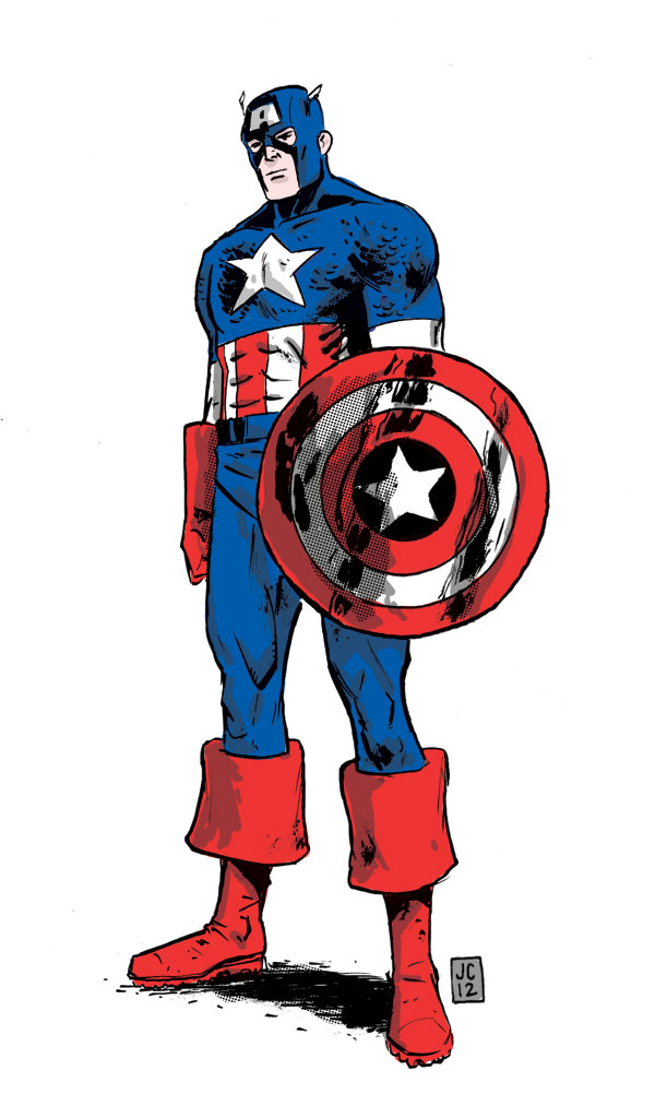 America clipart avenger Week continues with Quarter Avengers