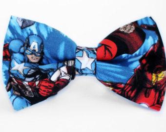 America clipart bow tie Captain Tie America Etsy america