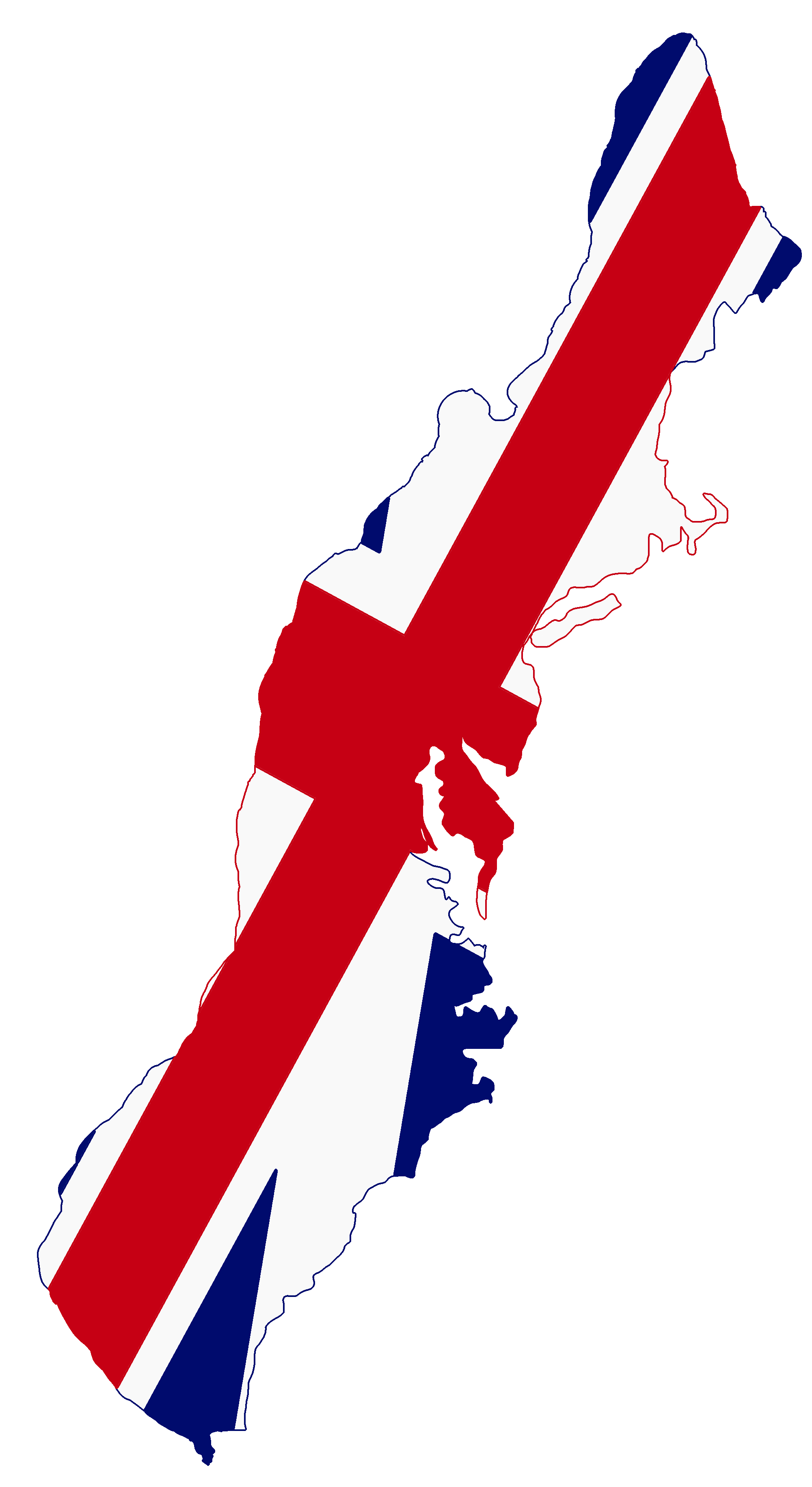 America clipart colonial flag Map the File:Flag colony The