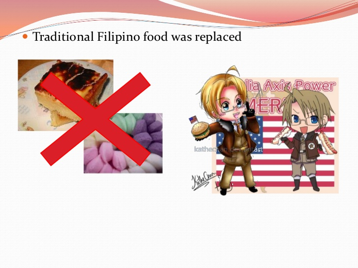 America clipart filipino Philippines our American during in