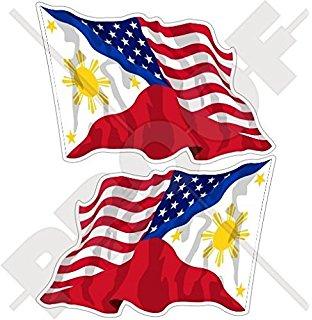 America clipart filipino Philippine Chrome Flag United American