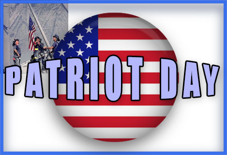 America clipart patriot day Patriot and Day Clipart raising