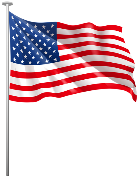 American Flag clipart stars and stripes Graphics 6 flag american Cliparting