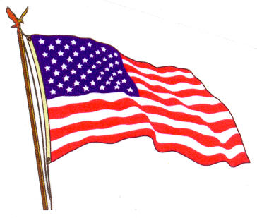 USA clipart citizenship Usa black american flag flag