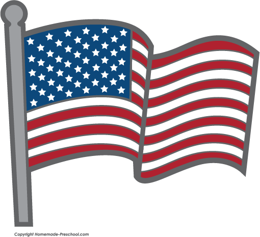 America clipart us flag Save Flags Free Clipart to
