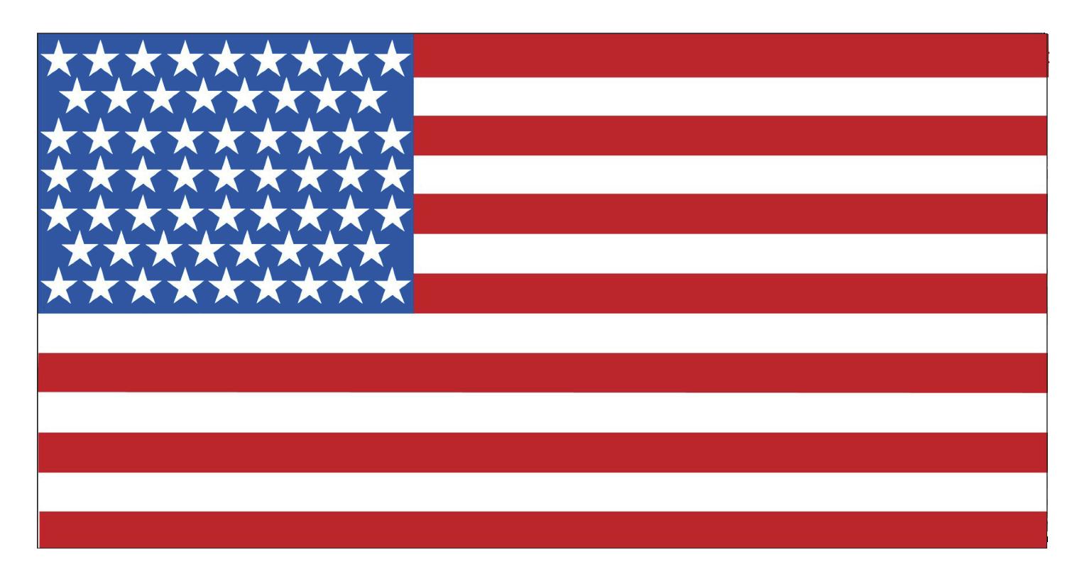 American Flag clipart Flag Clipartix clip clipart clipart