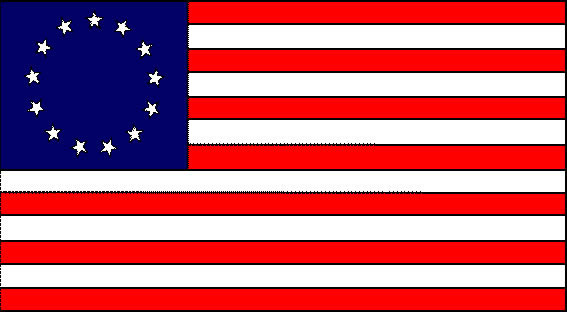American Flag clipart american revolution Betsy Flags « Flag War