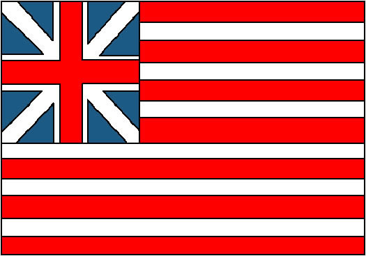 American Flag clipart american revolution Green Union Flag Boys «