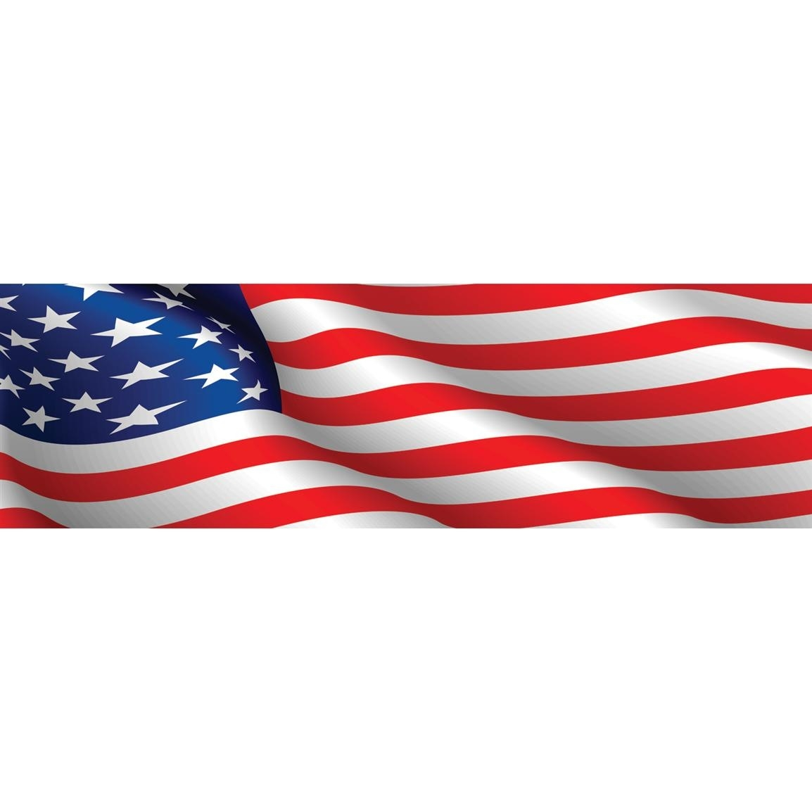 American Flag clipart banner And American Clipart Flag Banner