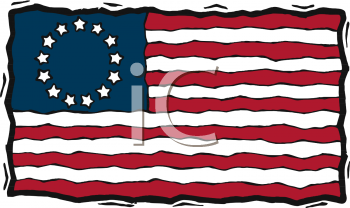 American Flag clipart colonial Star Art Download Colonies of