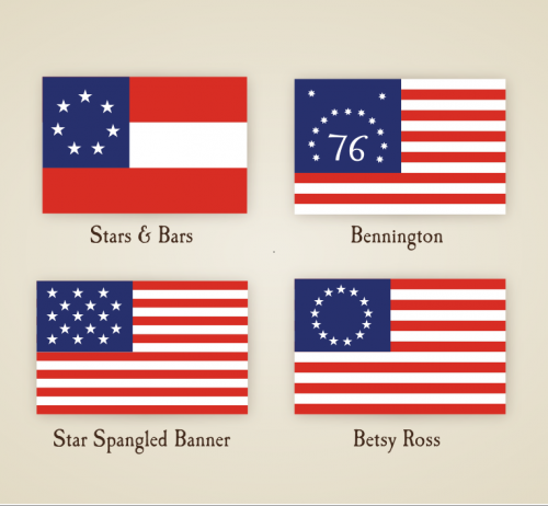 American Flag clipart colonial Flags Flags Early Early American