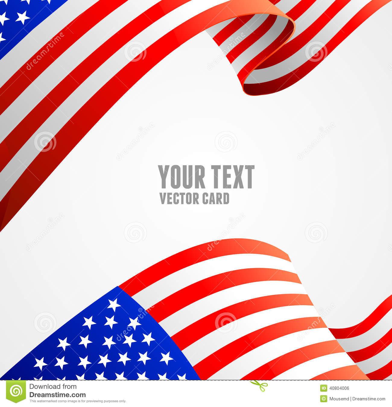 American Flag clipart corner border Flag Corner BBCpersian7 american border
