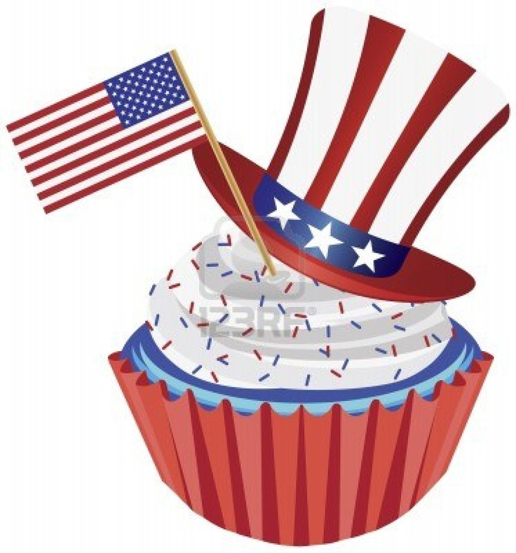 American Flag clipart cupcake More cupcakes this Olympic Find