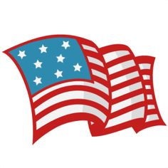 American Flag clipart cute ONLY! it Tomorrow sure to