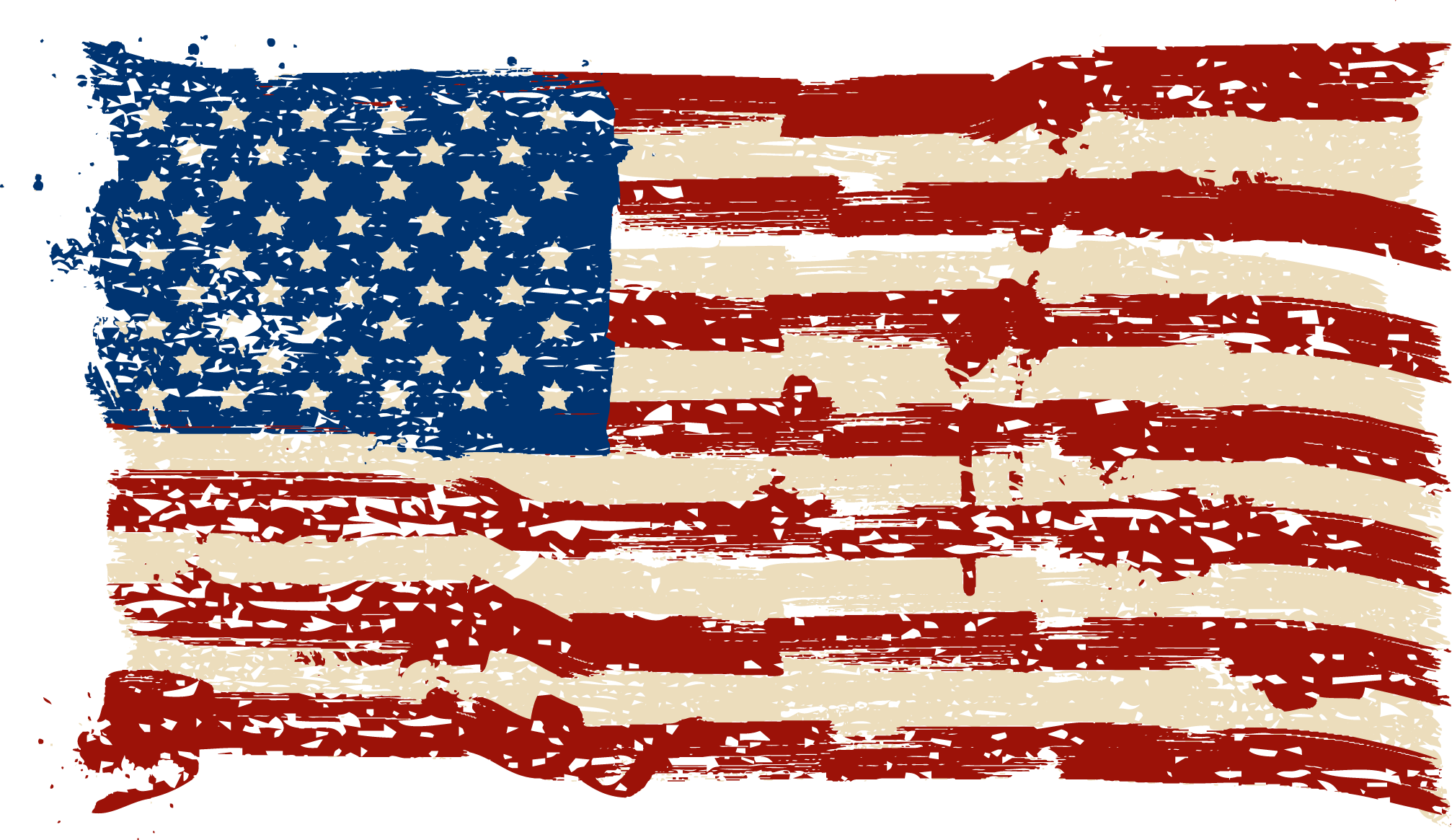 American Flag clipart distressed Download american Usa flag collection