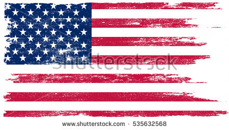 American Flag clipart distressed Usa flag png Flag clipart